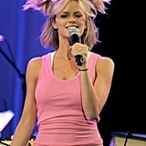 Brooklyn Decker Belts Out Some Britney Tunes For a Good Cause