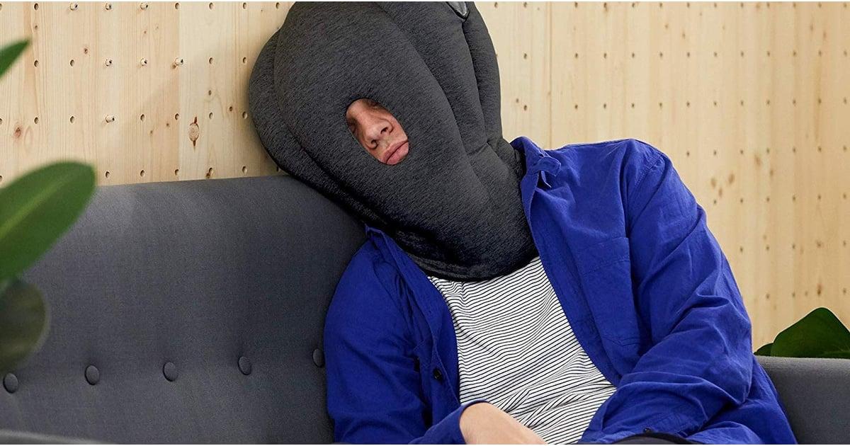 00721bc8319 OstrichPillow Original Travel Pillow | POPSUGAR Fitness - Beauty Technique