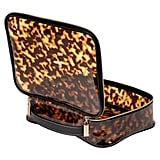 Stephanie Johnson Claire Miami Clearly Tortoise Jumbo Makeup Case