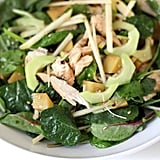 Baby Kale and Sesame Chicken Salad