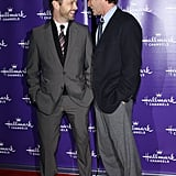 Jason Priestley Reacts to Luke Perry's Death