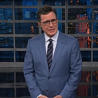 Stephen Colbert on Melania Trump's Green Jacket