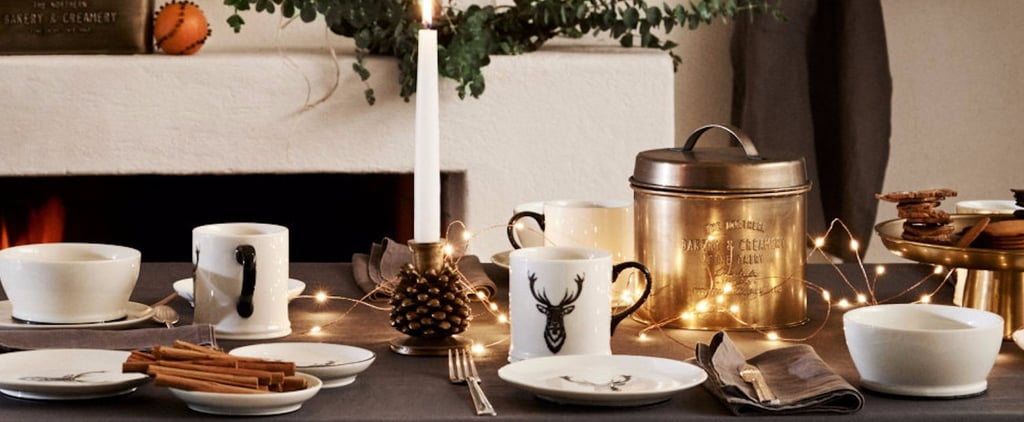 30 Chic Holiday Gifts From H&M's Home Collection — All For $15 or Less!