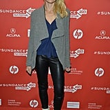 Naomi Watts attended the premiere of Two Mothers at Sundance.