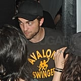 Robert Pattinson spent time with Kristen Stewart enjoying the second weekend of Coachella.