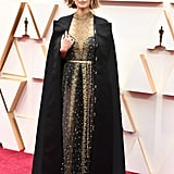 Natalie Portman's Oscars Cape With Female Directors' Names