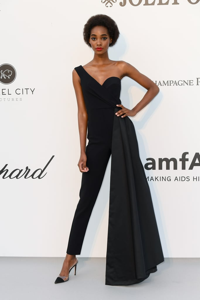 Tami Williams at the amfAR Cannes Gala