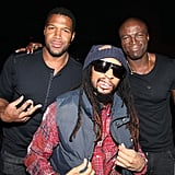 Michael, Lil John, and Seal