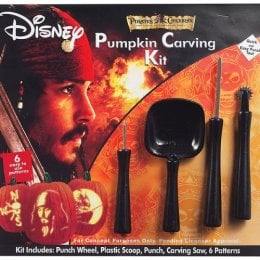 Off to Market: Pumpkin Carving Tools