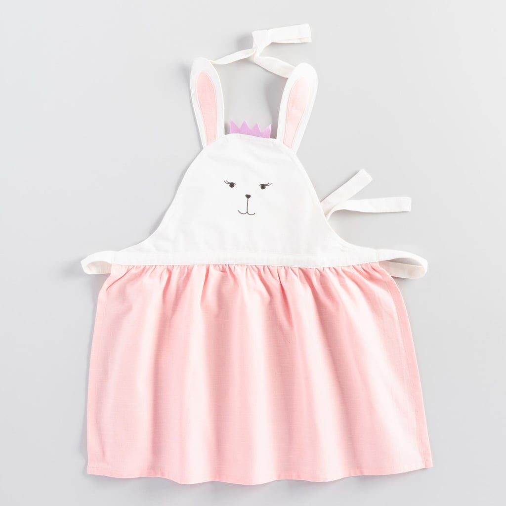 Princess Bunny Kid Apron
