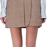 Stella McCartney Check Wool Blazer Dress