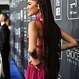 Zendaya at the Critics' Choice Awards 2020 Pictures