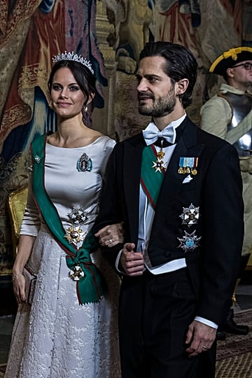 Princess Sofia Zetterberg Couture Gown November 2018