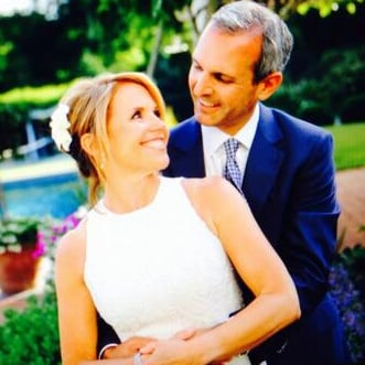 Katie Couric Marries John Molner