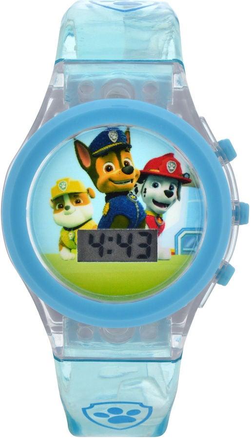 Blue Strap Digital Watch