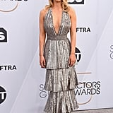 Betty Gilpin at the 2019 SAG Awards