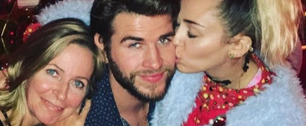 Miley and Liam Haven't Gotten Married Yet, but They're Already 1 Big Family
