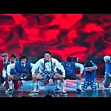 Winner Justice Crew's Grand Final Performance in 2010
