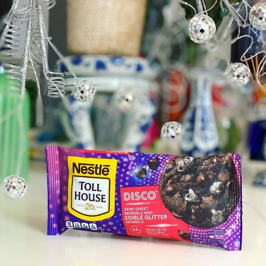 Nestlé Toll House Has New Disco Glitter Chocolate Chips!