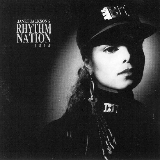 Janet Jackson Rhythm Nation Dance Moves | GIFs
