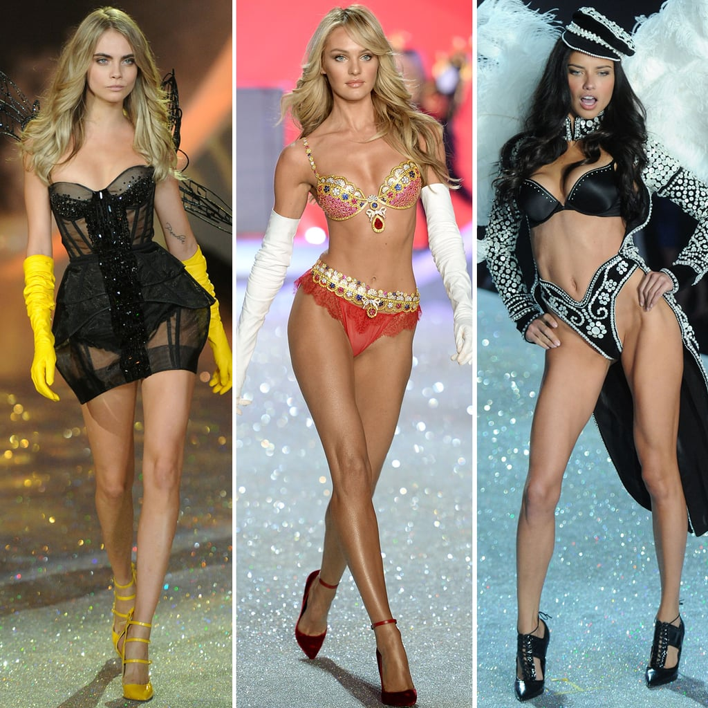 Every Runway Look From the Victoria's Secret Fashion Show!
