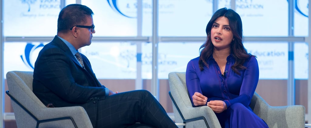 Priyanka Chopra Has a Chilling Warning About the Future For Syrian Refugee Children