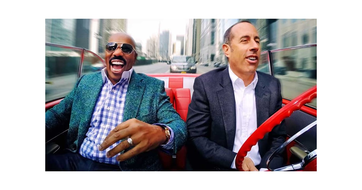 The Best Comedians In Cars Getting Coffee