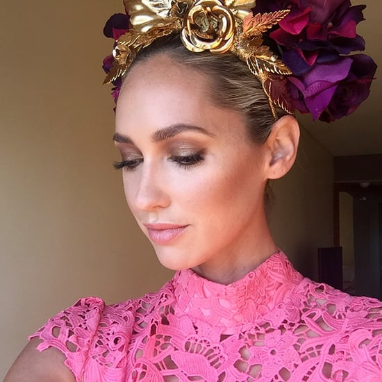 Melbourne Cup 2015 Celebrity Hair and Makeup