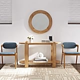 Now House by Jonathan Adler Josef Console Table in Blonde Wood
