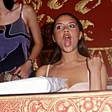 Throwback Photos of Victoria Beckham Smiling