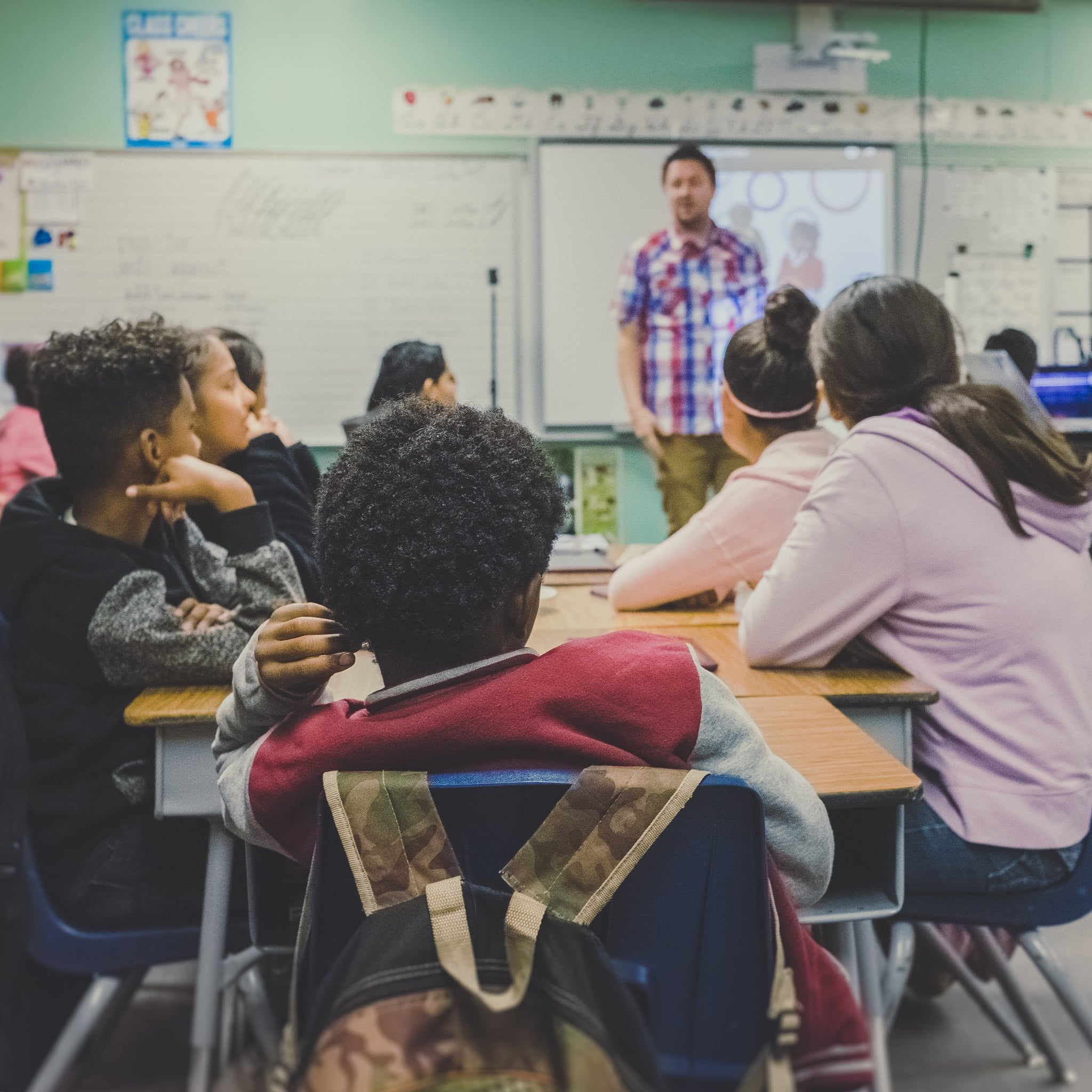 How to Request a Teacher for Your Kid | POPSUGAR Family