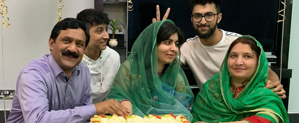 Malala Yousafzai Celebrates Her Graduation From Oxford