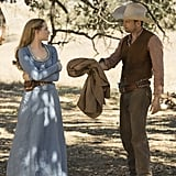 Dolores and William From Westworld