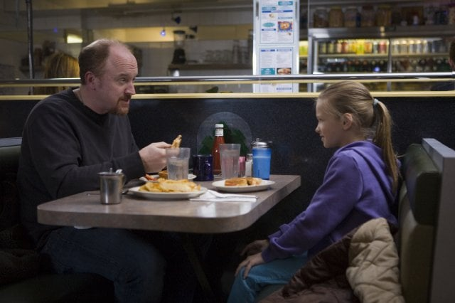 The show: Louie  The date: Have dinner at a diner   How lucky are we to get a laugh out of Louie's everyday ordeals as a single dad in New York City? Channel his down-to-earth style by heading to an all-American diner with your main squeeze. Don't forget to share a milkshake!