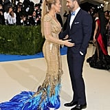 Blake Lively Looked Like a Glam Peacock at the Met Gala, in the Best Way Possible