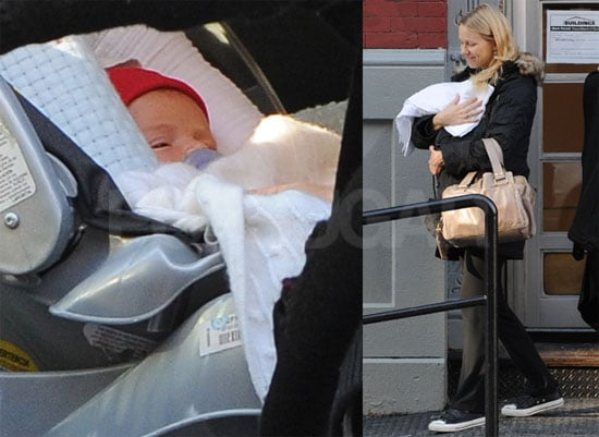 Naomi and Liev Bring Home Baby Number Two