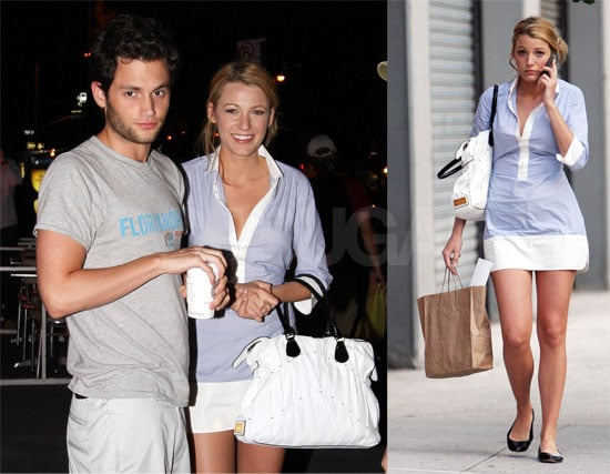 Blake lively and penn badgley still dating 3