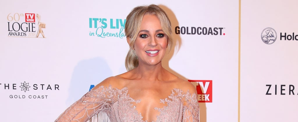 Carrie Bickmore Third Baby News