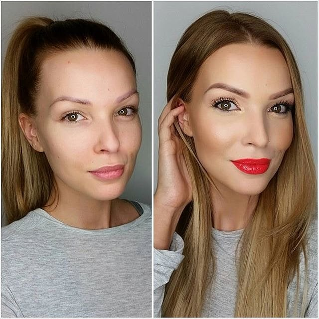 power of makeup 2015 beauty trend popsugar beauty australia