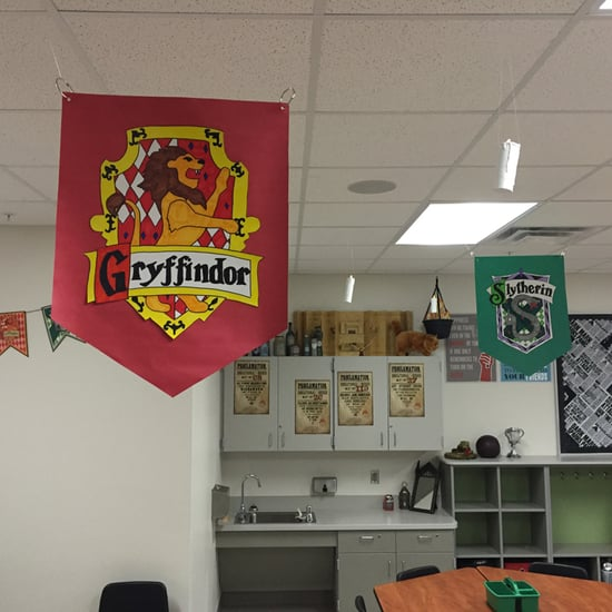 Harry Potter Classroom Ideas