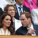 """William: """"Isn't that the guy who cut us off earlier? Should we say something?"""""""
