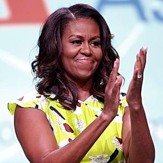 Michelle Obama Helps Exchange Vows at Chicago Wedding 2018