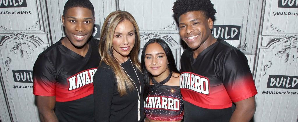 Cheer's Monica Aldama Talks Getting Ready For Next Season