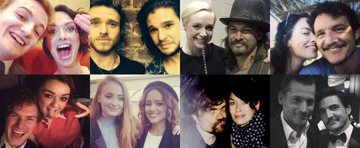 Conventions et autres sorties - Page 6 Game-Thrones-Cast-Instagram-Pictures