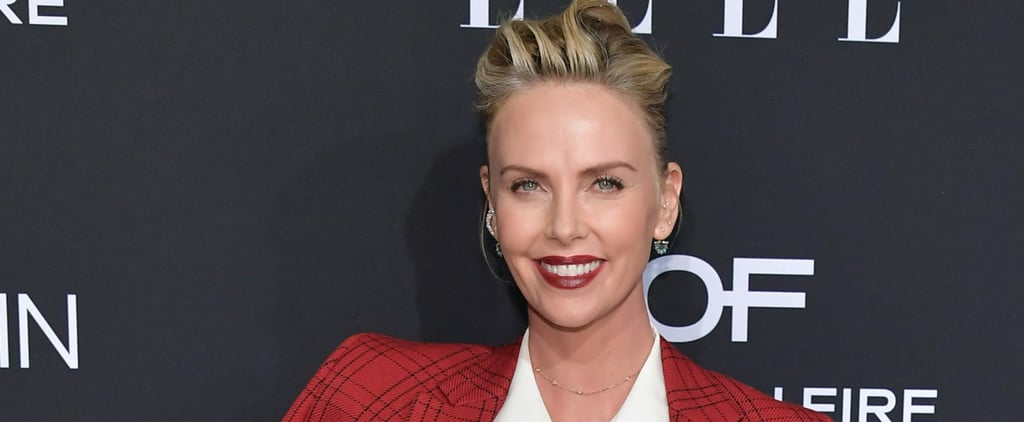 Charlize Theron's Vodka Quote on Motherhood