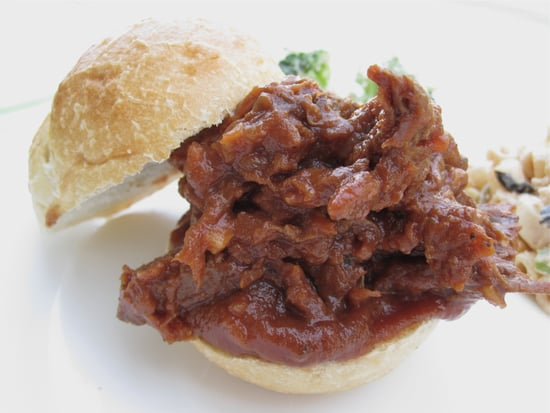 Cat Cora's Beef Brisket Sandwich Recipe From CCQ