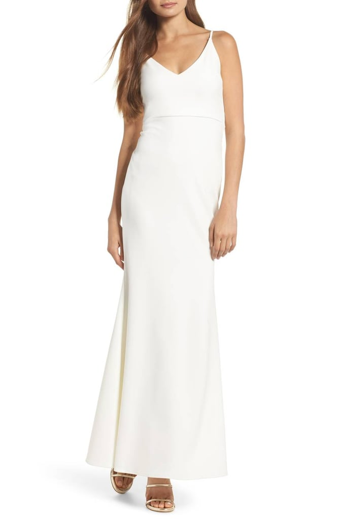 LuLus Trumpet Gown