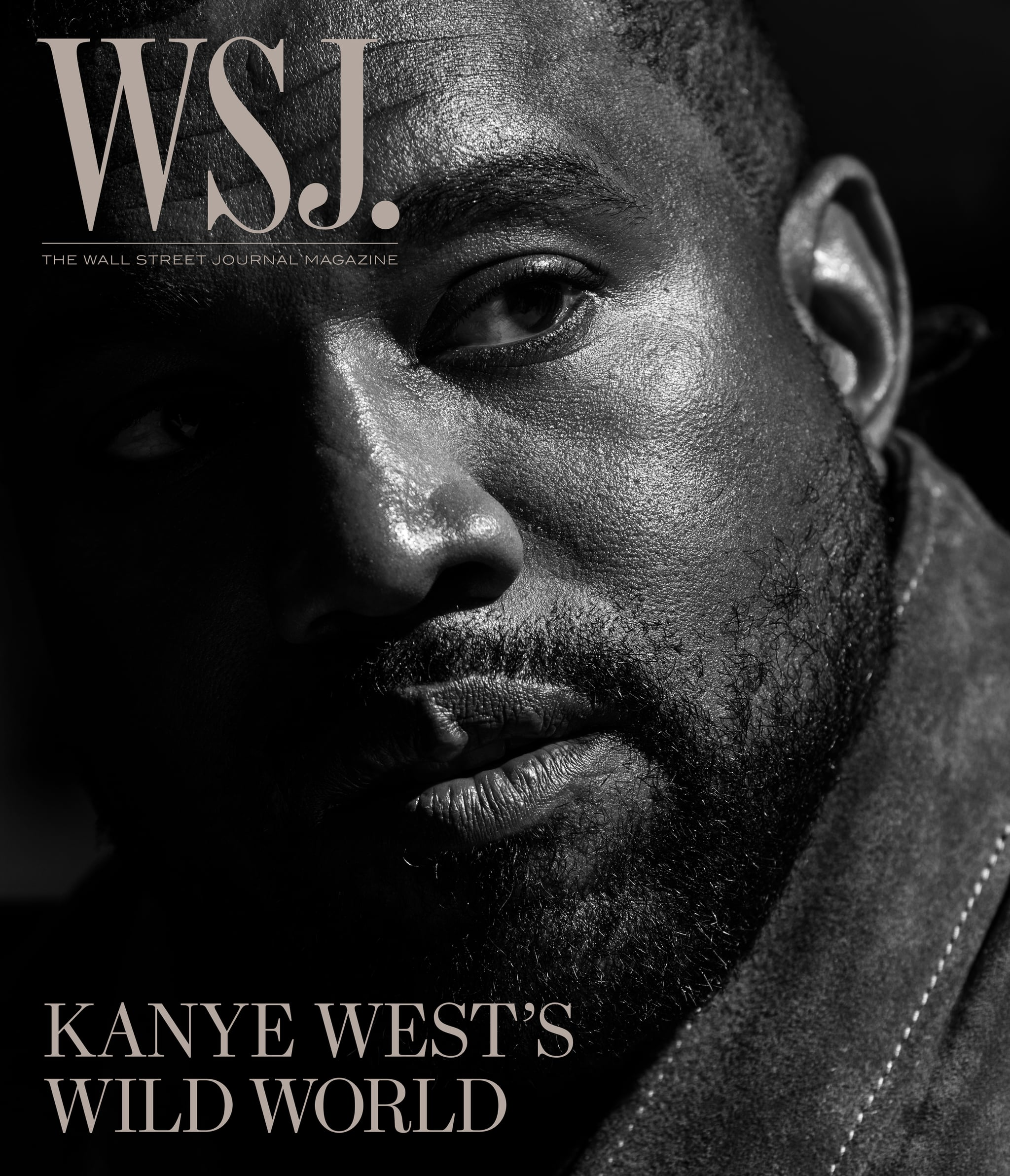 Kanye West Talks About His Yeezy Collection In Wsj Magazine Popsugar Fashion