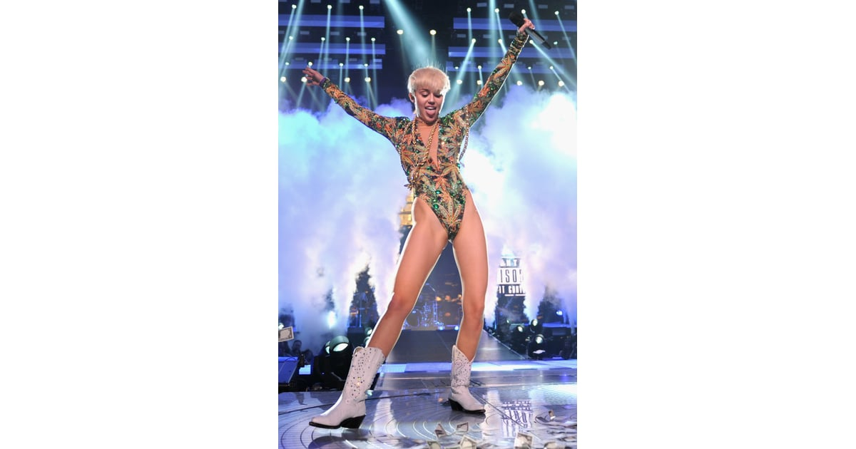 A To Z Auto >> Celebrity Gossip & News | Miley's New Tour Makes the VMAs Look G-Rated | POPSUGAR Celebrity ...