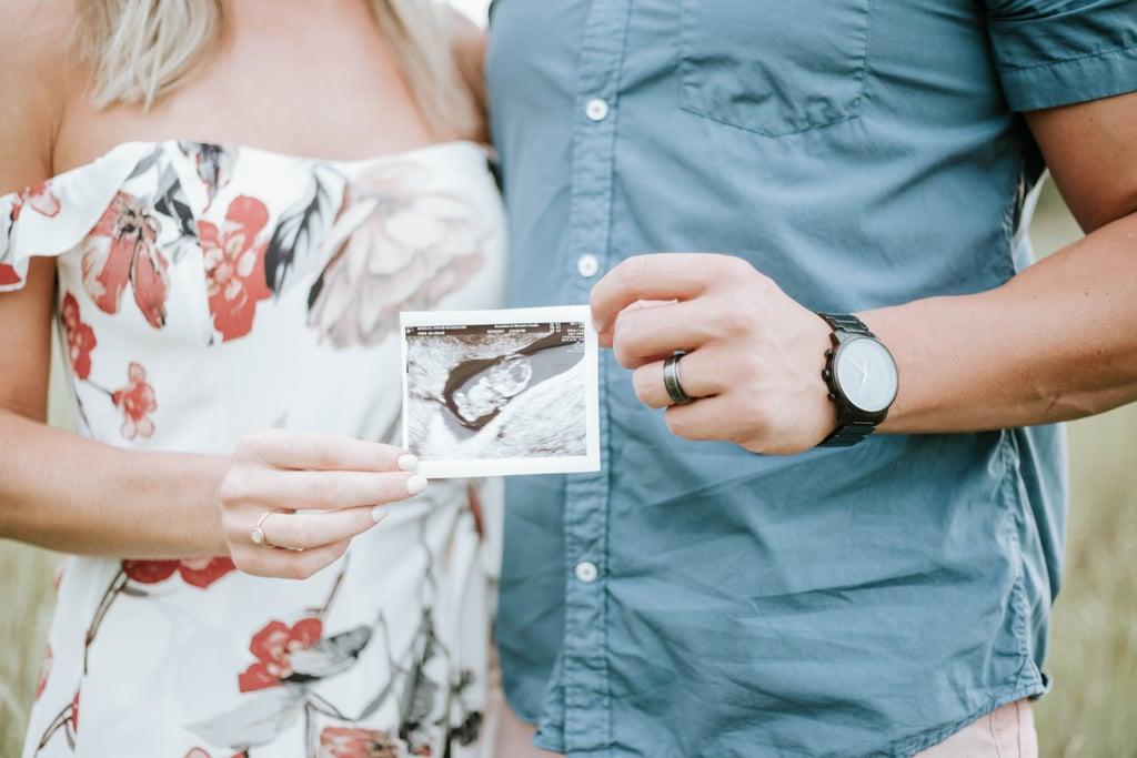 Woman Surprises Husband With Pregnancy Announcement